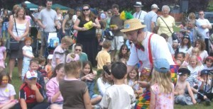Children's Entertainer in London Magic OZ the best GUARANTEED