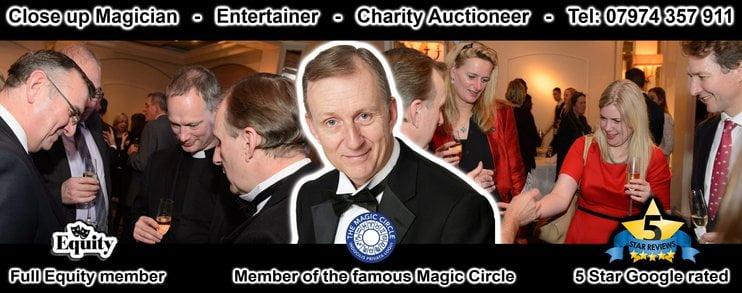 The Fun London Close up Magician Magic OZ
